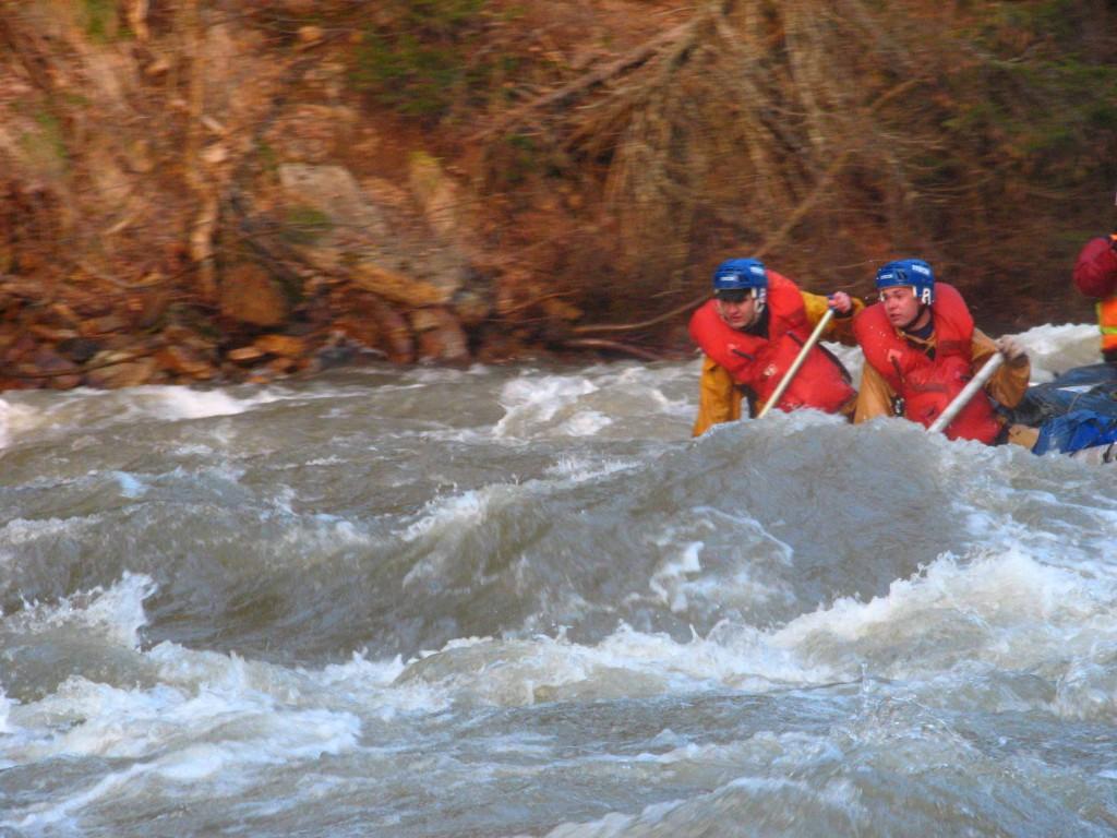 Сплав по реке Лемеза