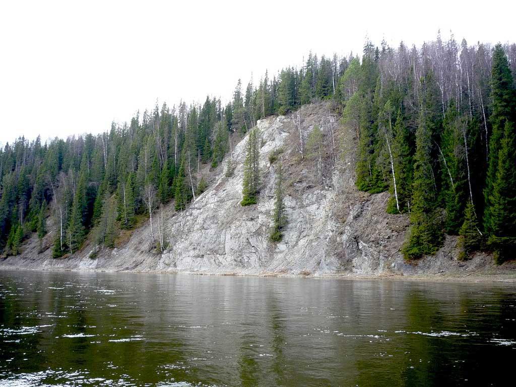 Сплав по реке Койва