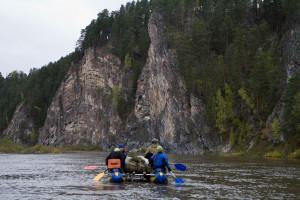 Сплавы по рекам Урала