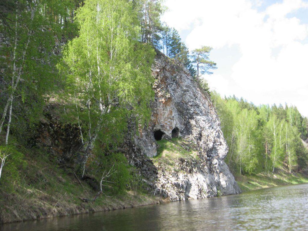 Сплав по реке Нейва