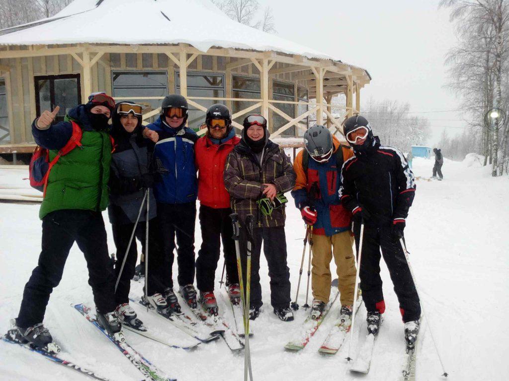 Снежный тур в Губаху